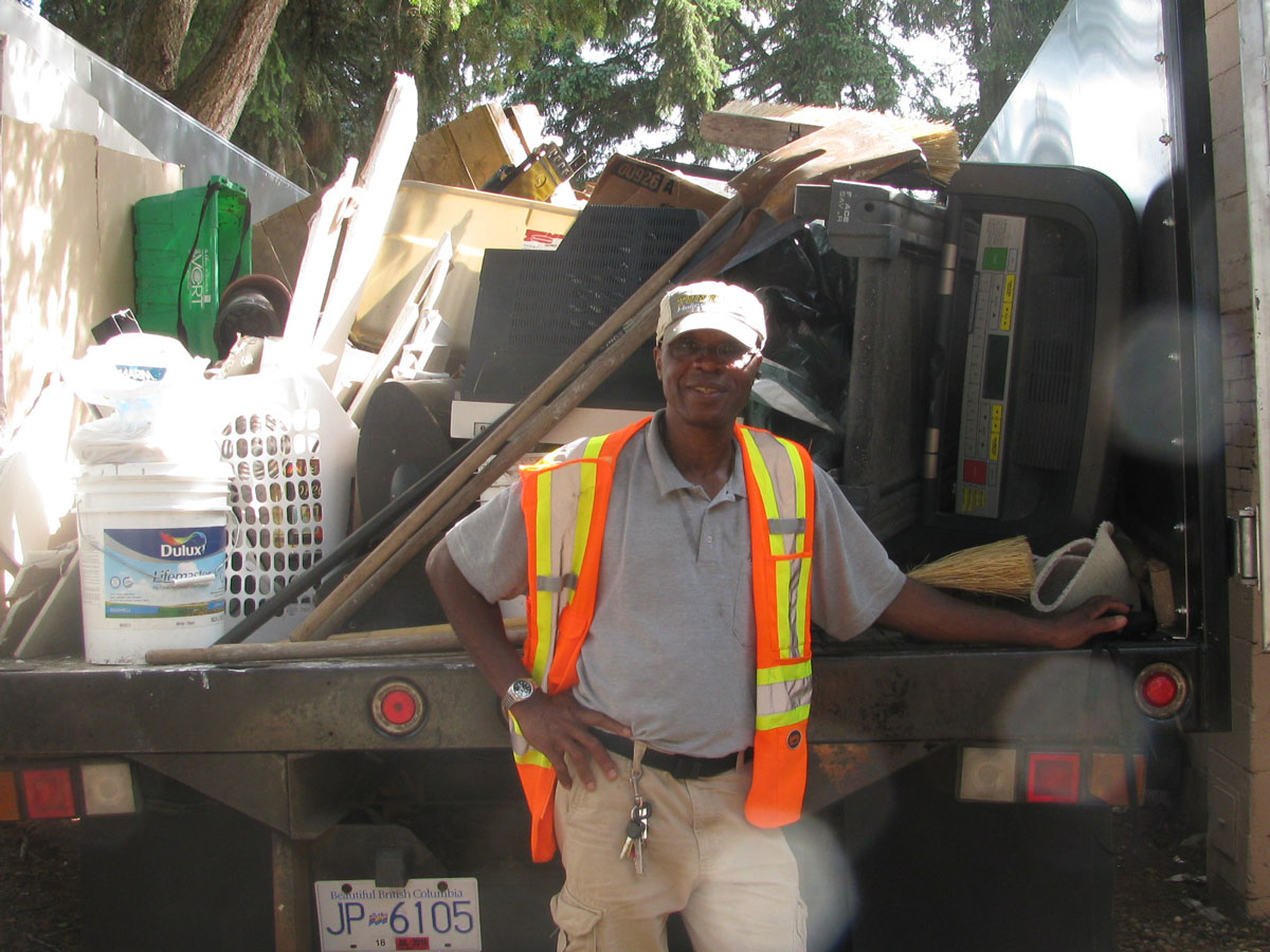 Rubbish Removal Services in Coquitlam - Always Readdy Rubbish Removal
