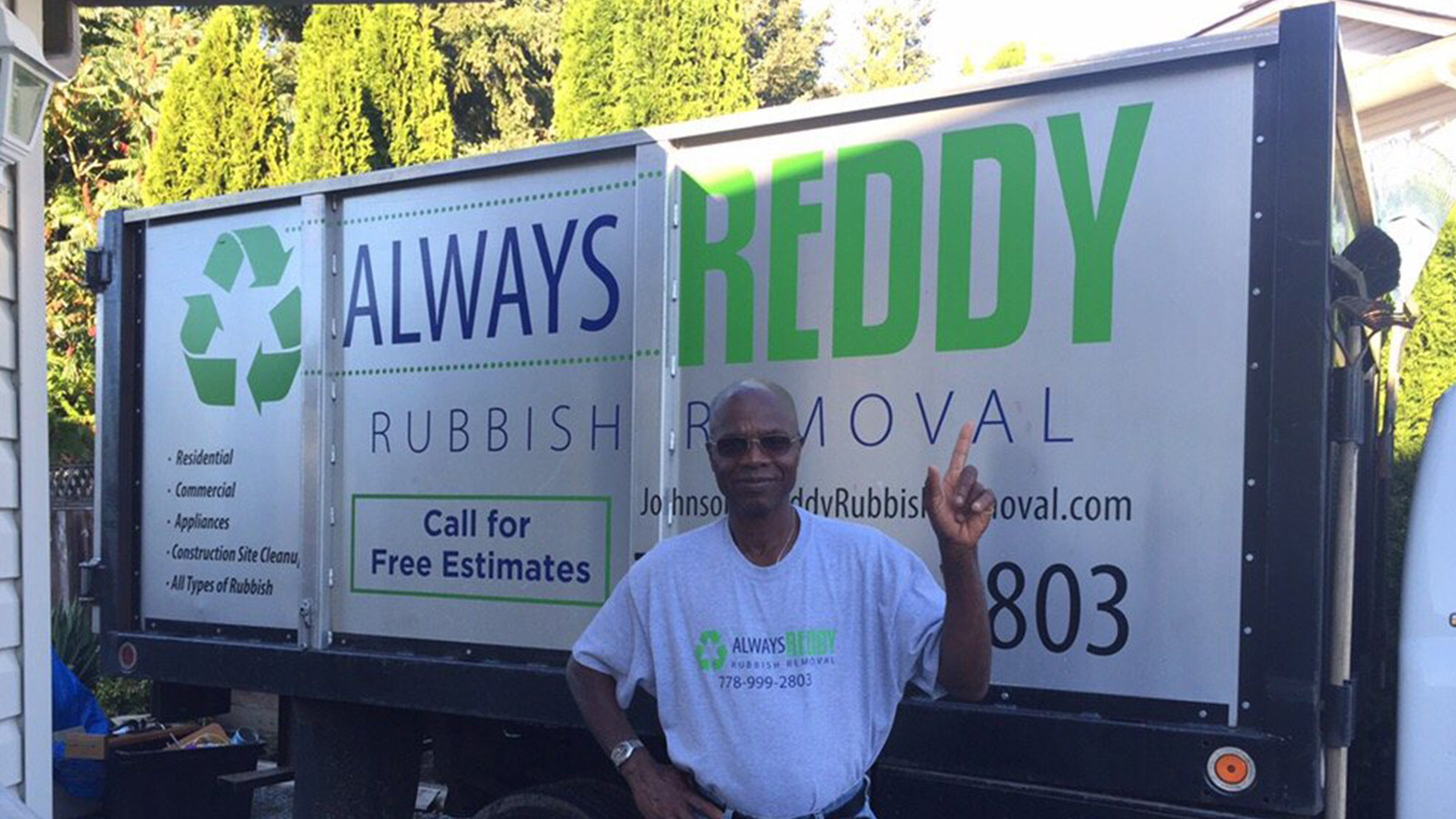 Burnaby Junk Removal Services - Always Readdy Rubbish Removal