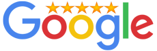 Google 5 Star Icon